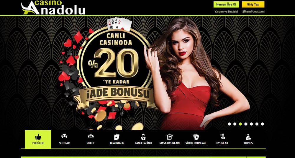 Anadolu Casino Ayrıntılı İnceleme